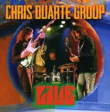Chris Duarte, Chris Duarte Group - Live [New CD]
