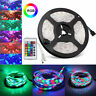 5M LED Strip Neon Flex Rope Light Waterproof DC 12V Flexible Outdoor Lighting UK