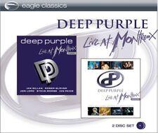 Deep Purple - Live at Montreux 1996 & 2006 [New CD]