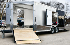 New & Used Enclosed Car/Snowmobile/Motorcycle/ATV Trailer
