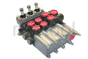 MTS Belarus MTZ 50 52 Steuerblock Krafthydraulik Steuerschieber P80-3/1-222