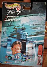 Hot Wheels racing die cast John Andretti in box