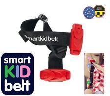 Smart Kid Belt Pocket Size Car Booster to transporting children in vehicles