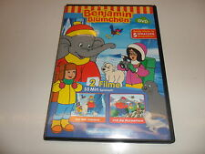 DVD  Benjamin Blümchen - Bei den Eskimos / Und die Murmeltiere