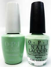 Opi Soak-Off GelColor Gel Polish + Nail Polish This Cost Me A Mint #T72