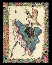 Carte de Voeux LOUIS FERAUD grand format - Année 1996