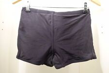 Mens Black Nike pour Shorts Lettre Medium