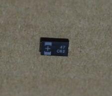 47uF 16V Tantalum Capacitor Conductive Polymer 16TQC47M 10Pcs