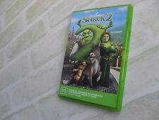 SHREK 2 - REGION 4 PAL DVD