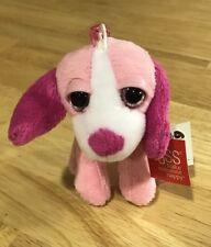 Russ Lil Peepers SOPHIA the Pink Puppy Mini plush