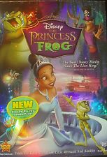 Princess and the Frog movie