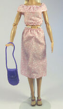 Korea Mimi Doll World Outfit Barbie Shoes Accessories Doll Clothes Fashionista