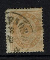 Iceland SC# 15, Used, Clipped Corner - Lot 041217