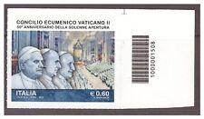 2012 - CONCILIO ECUMENICO - CODICE A BARRE