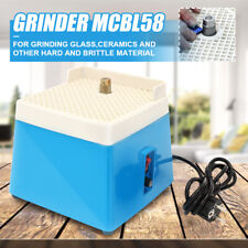 220V Mini Automatic Portable Stained Glass Grinder Diamond Art Grinding Tools