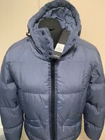 Stone Island Parka Crinkle Reps NY Down Jacket Size XXL. Pit to Pit 23 inches.