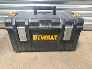 DeWalt DS300 Toughsystem Tool Box Stack System