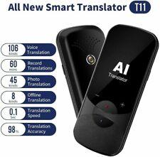 Buoth 229 Language Translator Device Supports Offline Translation Assistance