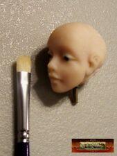 M00233 MOREZMORE Maxine Thomas Mop 1/4 Smoothing Polymer Clay Brush T20