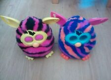 2 x Furby Boom Electronic Interactive Toys Pets 2012
