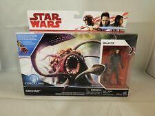 Star Wars - The Force Awakens - Rathtar and Bala-Tik