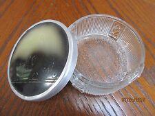 ANTIQUE DRESSER DISH VANITY POWDER JAR ~ TRINKET BOX