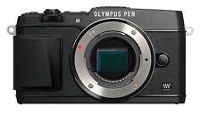 Olympus PEN E-P5 EP5 Mirrorless Micro Four Thirds Digital Camera Body // Black