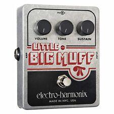Electro Harmonix Little Big Muff Pi Distortion Sustain Pedal