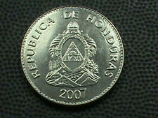 HONDURAS 50 Centavos 2007 UNC