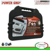 Cadenas Nieve Power Grip 7mm Homologado Grupo 120 Neumáticos 235/45R18 Ford