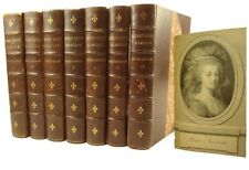 19th c., Secret Court Memoirs (France). Louis XVI, Josephine, etc. Edition Grand