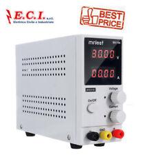 Alimentatore da Banco Wei K3010D 4 cifre LED 110V / 220V 30V 10A regolabile