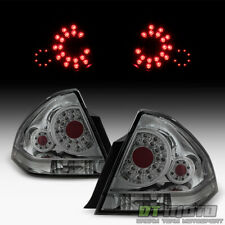 Smoke 2006 2017 Chevy Impala Ss Smd Led Tail Lights Brake Lamps 06 13 Left Right Fits 2009 Chevrolet