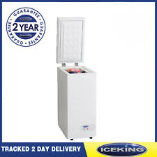 Iceking CF60AP 51 L  Chest Freezer - White