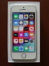 APPLE iPHONE 5S - 64GB - SILVER (UNLOCKED) IN EXCELLENT CONDITION