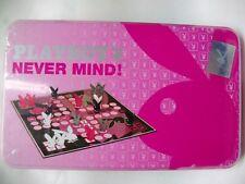 Playboy Never Mind- juego - NUEVO- 4 jugadores
