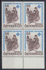 Österreich Austria 1981 ** Mi.1667 Rehabilitation Rollstuhl Wheelchair [sr1396]