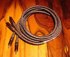 Ref. Flexiwire XXL 2 Uvp.3500€ Cinchkabel 2x1m Highend Kabel cable Highendkabel