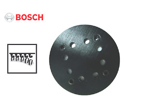 Bosch 125mm Round Orbital Sander Rubber Backing Pad For PEX 270 A E 2608601159