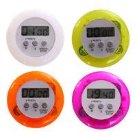 C16 Küchentimer Stoppuhr Eieruhr Küchenuhr Kurzzeitwecker Alarm mit Magnet Clip