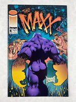 The Maxx # 4 August 1993 Image Comics
