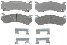 Disc Brake Pad Set-Ceramic Disc Brake Pad Front/Rear ACDELCO ADVANTAGE 14D785CH