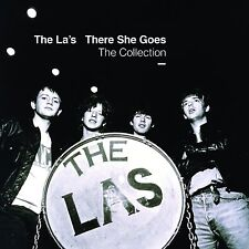 THE LA'S: THERE SHE GOES (GREATEST HITS) COLLECTION CD THE VERY BEST OF / NEW