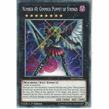 LED5-EN043 Number 40: Gimmick Puppet of Strings | 1st Edition Common YuGiOh TCG