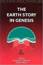 Earth Story in Genesis by Habel, Norman C.  VERY GOOD - NEAR EXCELLENT CONDITION