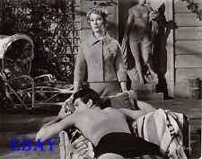 Warren Beatty sexy Vivien Leigh VINTAGE Photo Roman Spring Of Mrs Stone