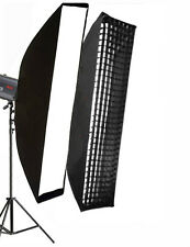 Jinbei K-30*140 Strip Umbrella Soft Box with grid for Elinchrom Bayonet