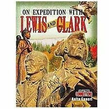 On Expedition with Lewis and Clark (Crabtree Connections)-ExLibrary