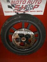 Ruota cerchio anteriore Piaggio Beverly 250 2005 2006 2007 iniezione
