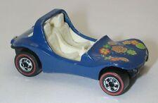 Redline Hotwheels Blue 1980 Sand Crab oc8039